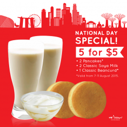 Mr Bean: National Day Special --- 5 FOR S$5