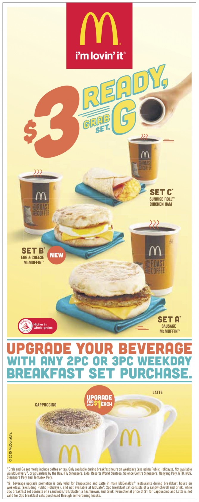 Mcdonalds Sg Coupon Mm Code 20 Voucher Mc Donalds Mcdeliverycoin Codes Great Savings W November 11
