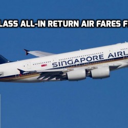 Singapore Airlines: Mastercard Special Promotion --- Economy Class fares from S$168 to over 50 Destinations
