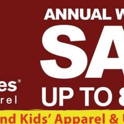 Hush Puppies: Apparel Warehouse Sale