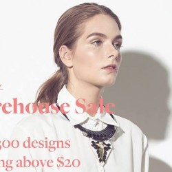 Love and Bravery: Warehouse Sale