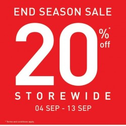 Running Lab: End's Of Season Sale @20% OFF