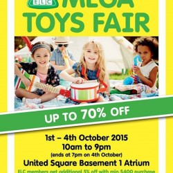 Early Learning Centre: Up to 70% OFF for Mega Toys Fair