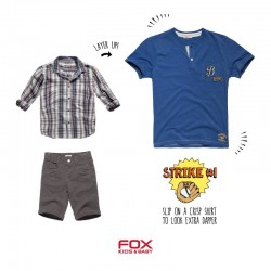 Fox Fashion : Take 15% OFF kids Tees Weekend