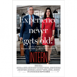 M1: The Intern in Cinemas 24 September