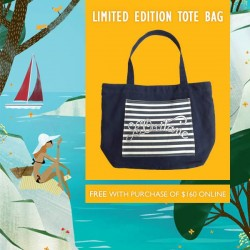 L'OCCITANE en Provence: Limited edition Tote Bag with beauty gift by spent $60 online