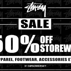 Limited Edt: 50% OFF Storewide for Apparel, Footwear, Accessories and more