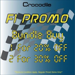 Crocodile: F1 Promo Bundle Buy
