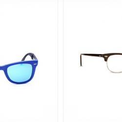 A variety of sellers via Amazon: Take 76% OFF on Ray-Ban men's, women's, and unisex glasses frames and sunglasses.