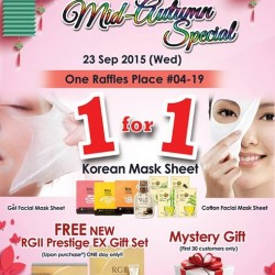Somang: Buy 1 Get 1 Free Korean Mask Sheet
