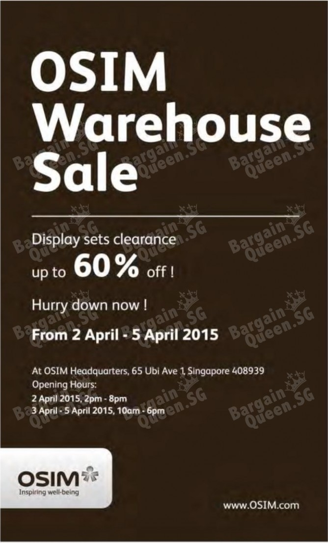 3a72aadc2eb2 Top Warehouse Sales in Singapore and Tips to Survive Them - 👑BQ.sg ...