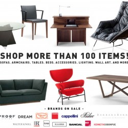 Proof Living: Designer Furniture Warehouse Sale