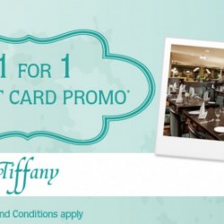 Furama Hotel: 1-for-1 Buffet for BOC, CIMB, Citibank, DBS/POSB, OCBC, UOB and Safra