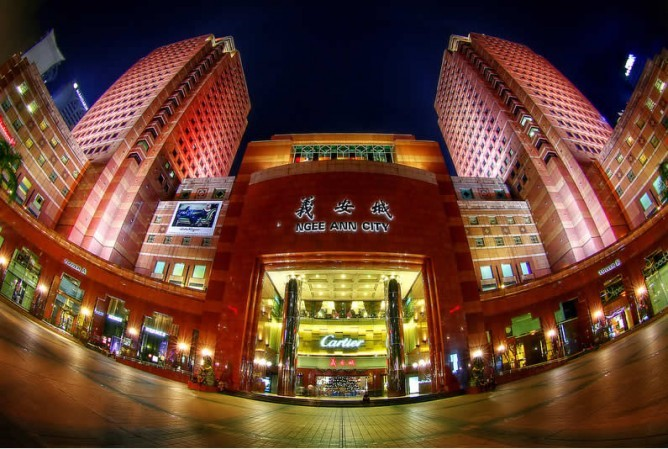 Top Department Stores in Singapore