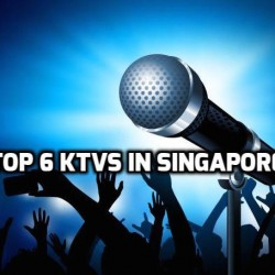 Top 6 KTVs in Singapore