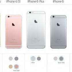 Apple: discontinues gold option for iPhone 5S, 6 and 6 Plus