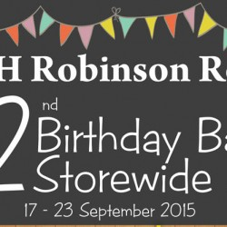 MPH Robinson Road: Storewide Sale Up to 30% OFF