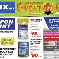 Self Fix DIY: Hari Raya Haji Great Offers
