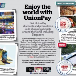 UnionPay: Enjoy the World with UnionPay!
