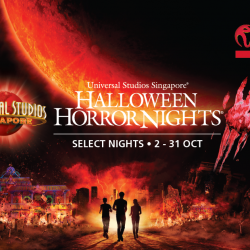 Grabtaxi: Grab Halloween Horror Nights® tickets & Get GrabTaxi/GrabCar credits!