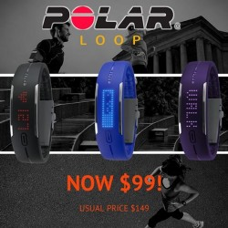 Running Lab: Polar Loop @ $99