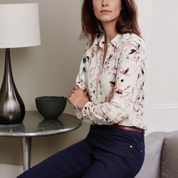 Marks and Spencer: Take 50% OFF your second top purchase--floral & fauna styles