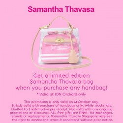 Samantha Thavasa: Samantha Thavasa Bag when you Purchase any Handbag
