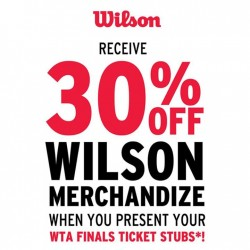 Royal Sporting House: 30% OFF Wilson Merchandise