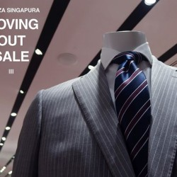 SUIT SELECT: Moving Out Sale