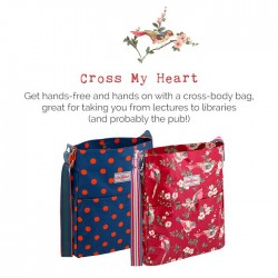 Cath Kidston: Take 15% OFF on Quirky printed bags @$102 each (U.P. $120)