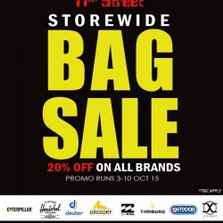 77th Street: 20% OFF on All Brands Storewide Bag Sale