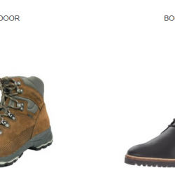 Amazon: Take 20% OFF On Fall Athletic & Outdoor Shoes.