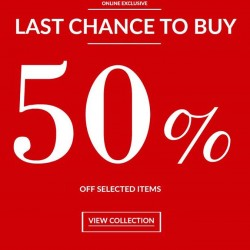 MITJU: 50% OFF Selected Items