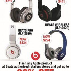 EpiCentre: 30% OFF Flash any Apples Product