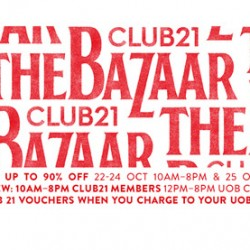 The Club 21 Bazaar