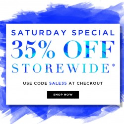 Luxola: 35% OFF Storewide this Saturday
