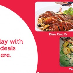 Singtel: Exclusive Hungrygowhere Dining Deals