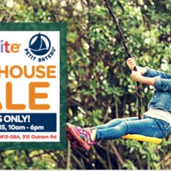 Stride Rite & Petit Bateau: Warehouse Sale Up to 80% OFF