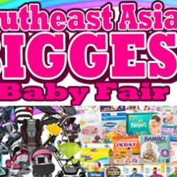 Baby Market: SouthEast Asia Biggest Baby Fair at Singapore Expo