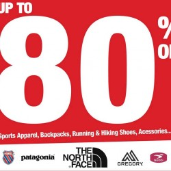 Running Lab: Warehouse Clearance Sale up to 80% OFF