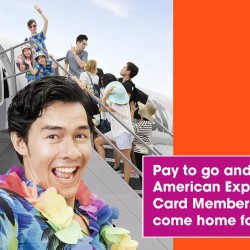 Jetstar: Pay to go and American Express Card Members return for FREE