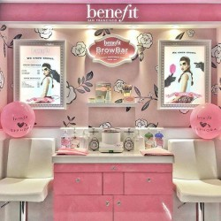 Benefit Cosmetics: 1-for-1 Brow Waxing + Special Free full-size Gift with Every Holiday Kit Purchased