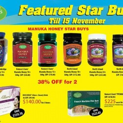 Nature's Farm: Featured Star Buys