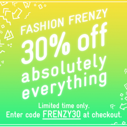 ASOS: 30% OFF Everything Sitewide