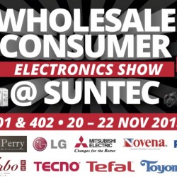 Suntec: Wholesale Consumer Electronics Fair