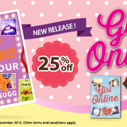 Popular Book Company Pte Ltd: Online Girl On Tour @25% OFF.