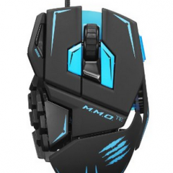Amazon: Mad Catz M.M.O.TE Tournament Edition Gaming Mouse for PC -Matte Black