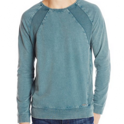 Amazon: Calvin Klein Jeans Men's Long Sleeve Acid Wash Crew Neck.