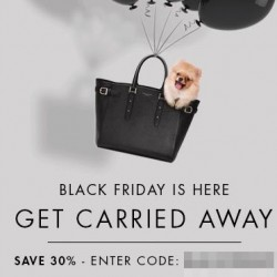 MyBag 30% off everything for Black Friday