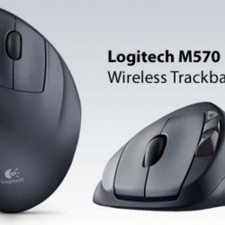 Amazon: Logitech M570 Wireless Trackball